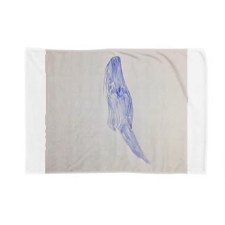 幽霊。佐藤鳳水作 Blankets