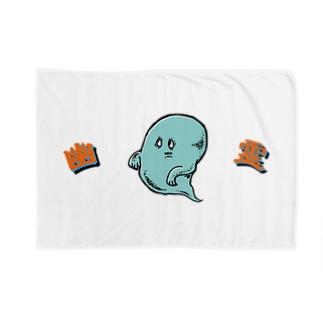 おばけくん2 Blanket