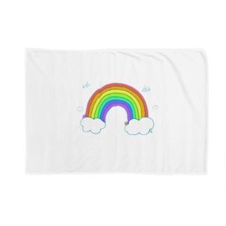 虹の空 Blankets