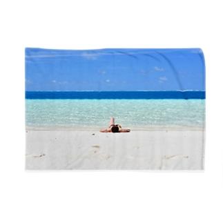 ノカンウィ島 Blankets