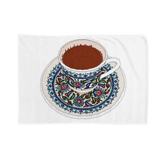 トルココーヒー Blankets