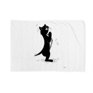 Hachiware_pray Blankets