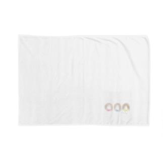 ぷるんっこ Blankets