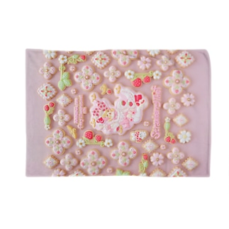 Strawberry Blanket Blanket