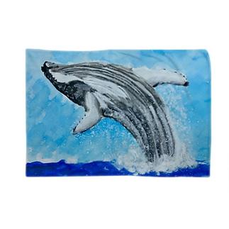 白鯨 ブランケット Blankets