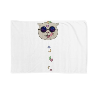 グラサン猫さん Blankets