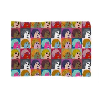 ウノリン モンロー Blankets