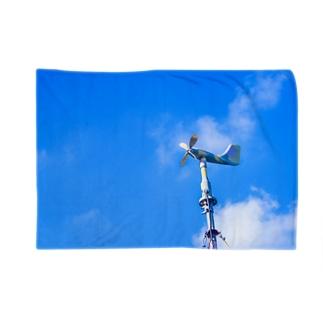青空と風 Blankets