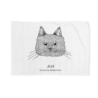 JIJIさん[1CATS] Blankets