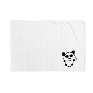 ニートのパンダ Blankets