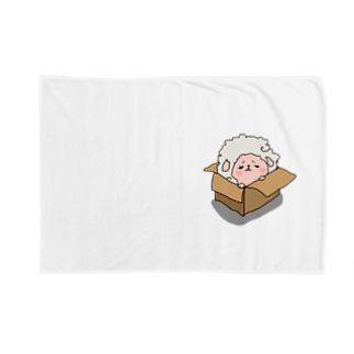 ひつじのあん Blankets