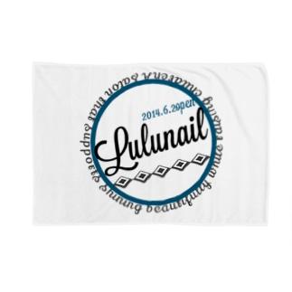 Lulu888【助け合い】 Blankets
