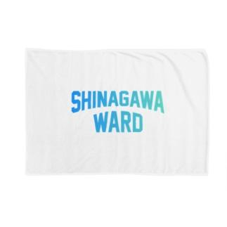 品川区 SHINAGAWA WARD Blankets