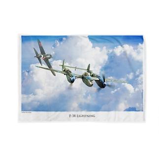 P-38 Lightning  Blankets