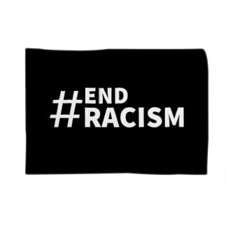 #END RACISM 人種差別の無い世界へ Blankets