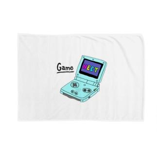 げーむぼーい Blankets