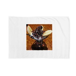 ミニチョコバナナパフェ Blankets