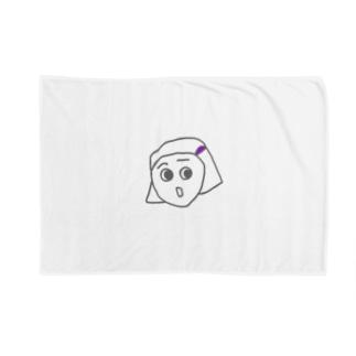 しまちゃん Blankets