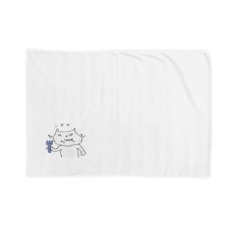 ネコさん Blankets