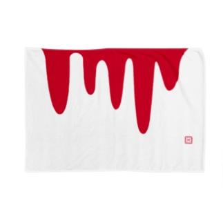 血のりブランケット Blanket