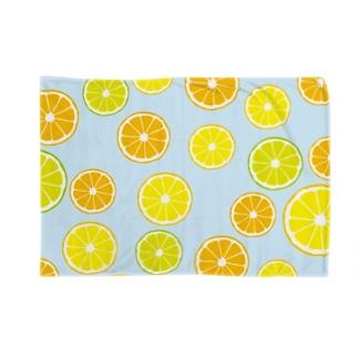 オレンジ&レモン&ライム Blankets