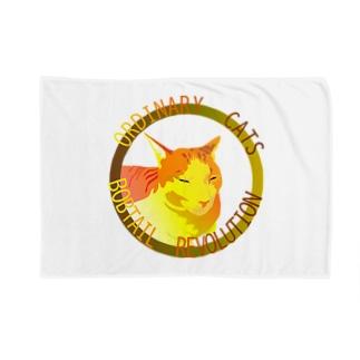 ORDINARY CATS05(秋) Blanket