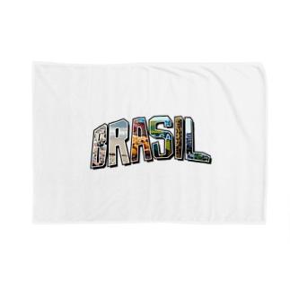 BRASIL no.6 Blankets