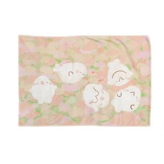 春うららかブランケット Blankets