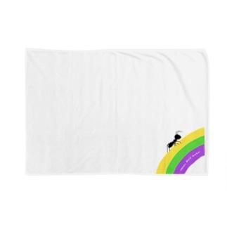 ストロンゲスト ハード ワーカー Blankets