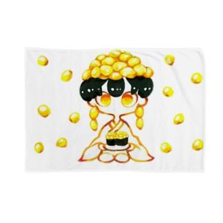 マヨコーンちゃん。 Blankets
