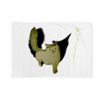 フシャーーーーー‼︎ Blankets
