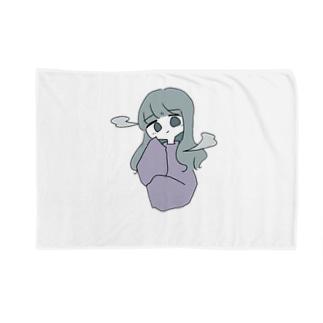 もやもや Blankets
