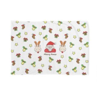 のぐちさきのふんわりクリスマス Blankets