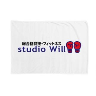 studio Will×INGRID ブランケットA Blankets