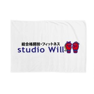 studio Will×INGRID ブランケットB Blankets