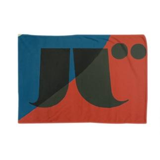 Kaleidoscope 万華鏡 Katakana series バ Blankets