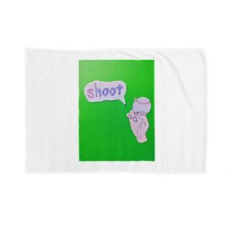 野球・球種くん Blankets
