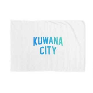 桑名市 KUWANA CITY Blankets