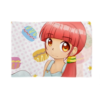お菓子少女 C Blankets