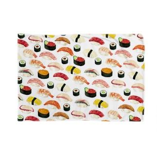 sushiブランケット Blankets