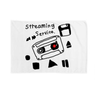 音楽ストリーミングサービスグッズ Blanket