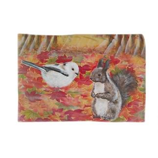 秋色の森から Blankets