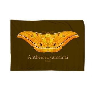 ヤママユブランケット Blankets