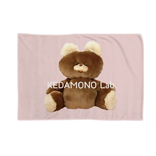 むくみちゃんブランケットPink Blankets