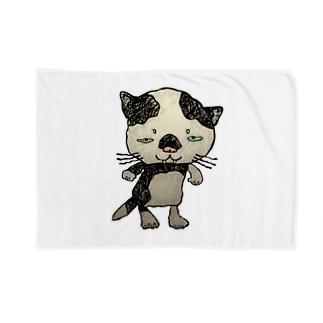 ブネコ1 Blankets