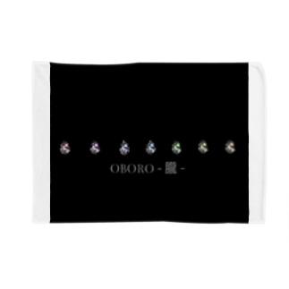 集え妖精の涙 ブラック Blankets