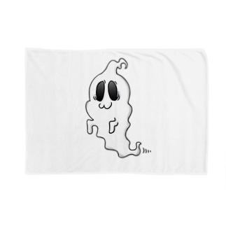 どろんちゃんブランケット Blankets