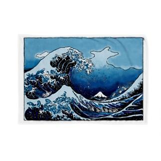 GILTACC -大波を乗り越える7つの徳 Blankets