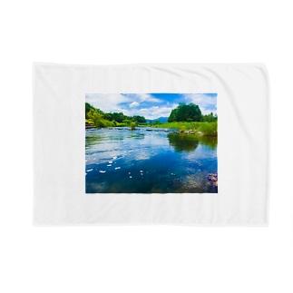 荒川(in栃木) Blanket