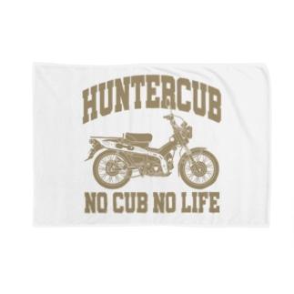 HUNTER CUB Blankets